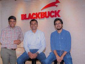 BlackBuck co-founders